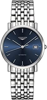 Longines Elegant Collection Blue Dial Women's Watch L4.809.4.92.6