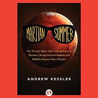 Martian Summer cover art