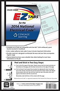 Color Coded EZ Tabs for the 2014 National Electrical Code[COLOR CODED EZ TABS FOR THE][Hardcover]
