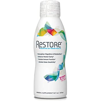 RESTORE Promotes Gut-Brain Health | Digestive Wellness, Immune Function, Gluten Sensitivity, Mental Clarity | 1-Month Supply