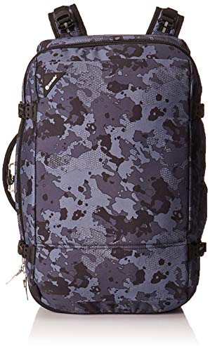 Pacsafe Vibe 40 Liter Anti Theft Carry-On Backpack / Travel Bag - Fits 15 inch Laptop,...