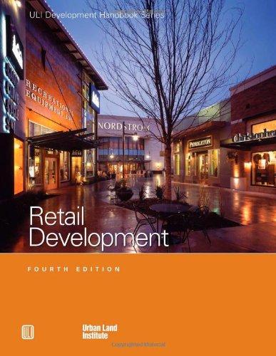 Retail Development (Development Handbook series)