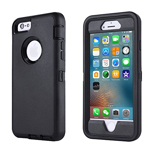 smartelf Case for iPhone 6 Plus/6s Plus With Built-in Screen Protector...