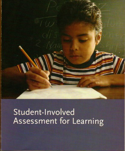 Download Student-Involved Assessment for Learning (Student-Involved Assessment for Learning) 0536066310