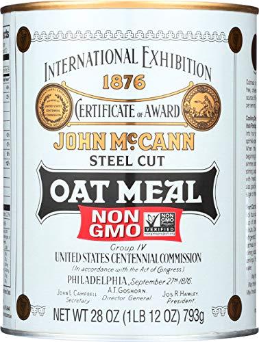 McCann's, Steel Cut Irish Oatmeal, 28 oz