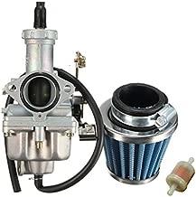 tianfeng Carburetor & Air Filter For Honda Sportrax 250 TRX250EX 2x4 Recon 250 TRX250 2x4 TRX250 X 2x4