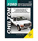 Ford Super Duty Pick-ups & Excursion, 1999-2010 (Chilton's Total Car Care Repair Manuals)