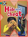 Project X: Hide and Seek: Hide and Cheat