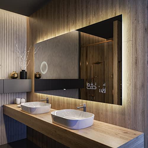 Artforma Badspiegel 100x60cm Bild