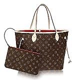 Best Louis Vuitton Bags - Louis Vuitton Monogram Canvas Cherry Neverfull MM M41177 Review