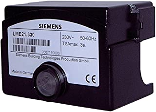 LME21.330C2 | SIEMENS BURNER CONTROLS FOR 2 STAGE BURNERS, WITHOUT ACTUATOR CONTROL, 230VAC