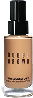 Bobbi Brown Skin Foundation SPF 15 4.25 Natural Tan for Women, 1 Ounce