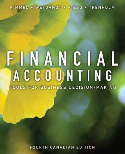 Financial Accounting: Tools for Business Decision-Making