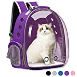 Vailge Cat Carrier Backpack, Pet Carrier Backpack Front Pack for Small Medium Cat