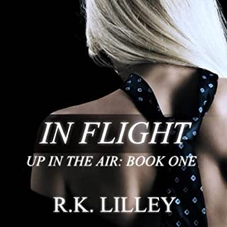 In Flight audiobook cover art