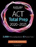 ACT Total Prep 2020-2021: 6 Practice Tests + Proven Strategies + Online + Video