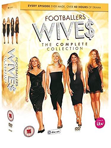 Footballers' Wives (Complete Collection) - 16-DVD Box Set ( ) [ UK Import ]