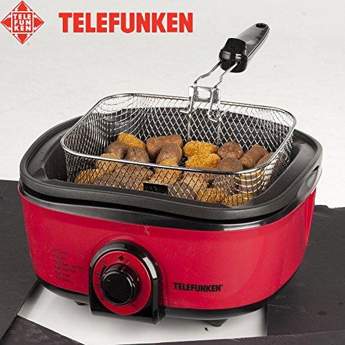 Telefunken 8711252223667multifunción de cocina dispositivo