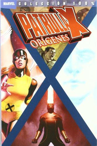 PATRULLA-X. ORIGENES 02