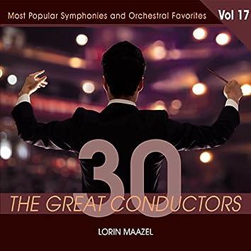 30 Great Conductors - Lorin Maazel, Vol. 17