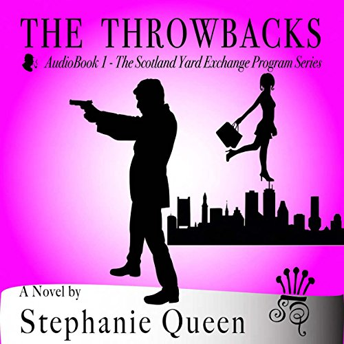 The Throwbacks audiobook cover art