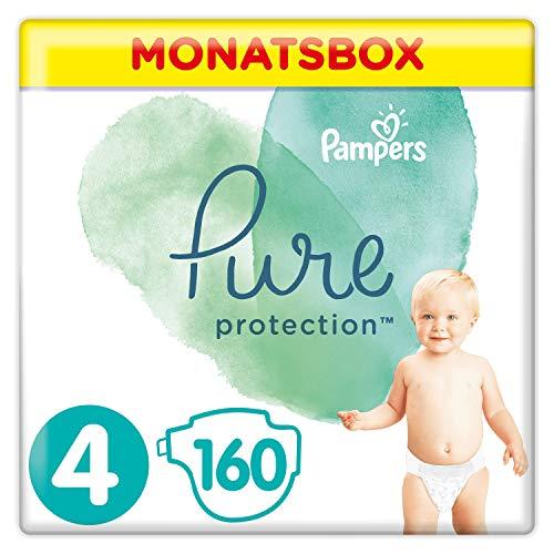 1er Pack 4-8kg Monatsbox 1 x 240 St Gr.2 Pampers Premium Protection Windeln