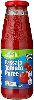 Absolute Organic Passata Tomato Puree, 680 g