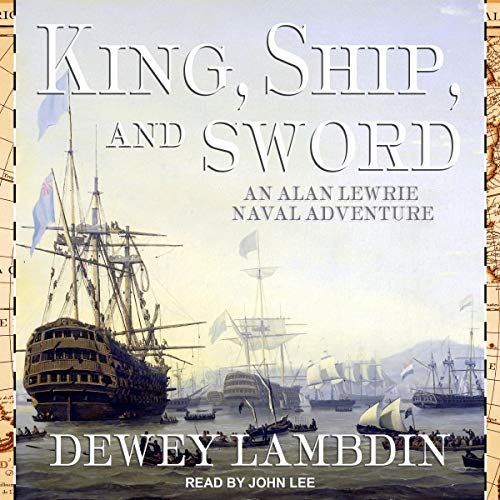 King, Ship, and Sword cover art