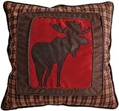 Carstens Framed Moose Pillow