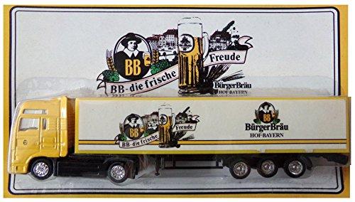 BürgerBräu Hof Nr.08 - BB die frische Freude - Man - Sattelzug
