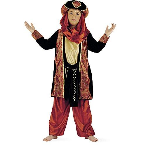 Limit Sport - Disfraz de tuareg caldera para nios, talla 3 (MI314)