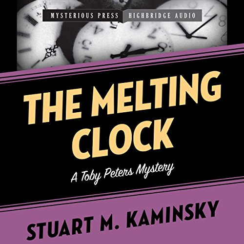 Melting Clock audiobook cover art