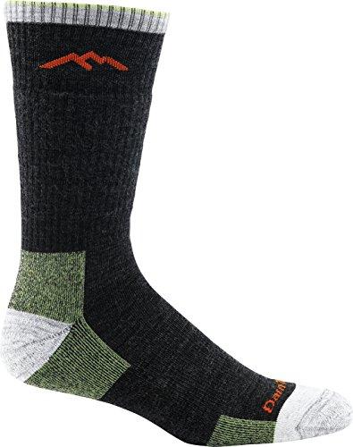 DARN TOUGH (Style 1403) Men's Hiker Hike/Trek Sock - Lime, Small