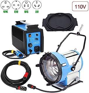 4000W HMI Par Lighting Day Light 90V~130V + 2.5/4KW Electronic Ballast Kit+Cable for Film Camera Studio Video Photographic Lighting Equipment
