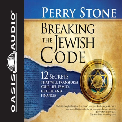 Breaking the Jewish Code cover art