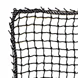Just For Nets JFN Nylon Golf High Impact Net, 10' x 20', Black
