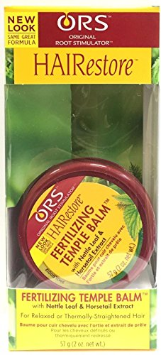 ORS HAIRestore Fertilizing Temple Balm With Nettle Leaf & Horsetail Extract 57g