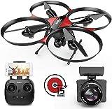 [Upgraded Big Size] DROCON Drone with Camera,720P 120°FOV FPV...