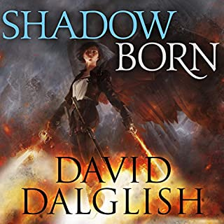 Shadowborn     Seraphim, Book 3              By:                                                                                                                                 David Dalglish                               Narrated by:                                                                                                                                 Joe Knezevich                      Length: 14 hrs and 7 mins     5 ratings     Overall 4.8