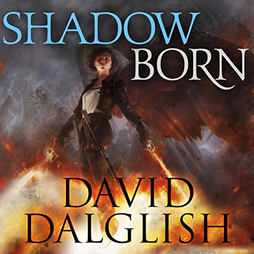 Shadowborn audiobook cover art