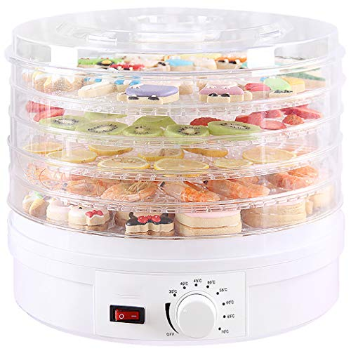 Affordable JION Food dehydrator, kitchen dryer, fruit, vegetables, herbs, meat with adjustable therm...