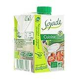 Sojade | Cuisine- orgánico soja crema | 15x 200ml (Reino Unido)