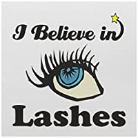 Dooni Designs I Believe In – I Believe In Lashes – グリーティングカード Set of 6 Greeting Cards