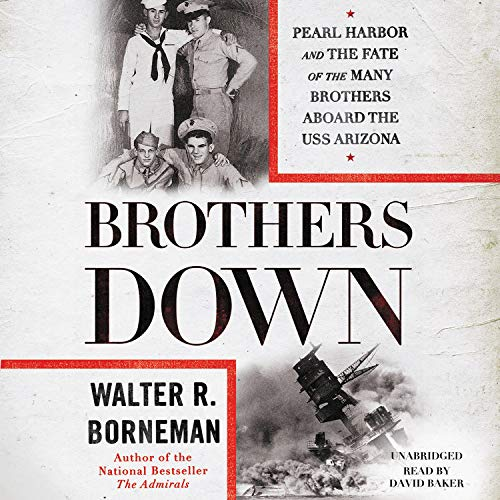 Brothers Down  By  cover art
