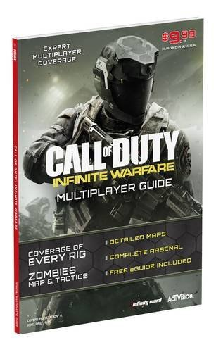 Call of Duty: Infinite Warfare: Prima Official Multiplayer Guide by Phillip Marcus (2016-11-04)