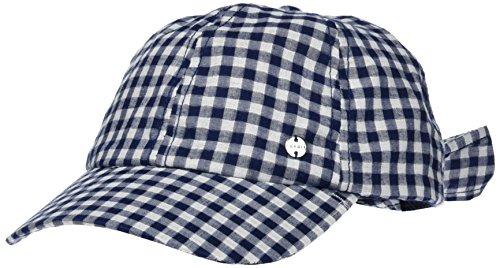 ESPRIT Accessoires Damen 028EA1P002 Baseball Cap, Blau (Navy 400), One Size (Herstellergröße: 1SIZE)