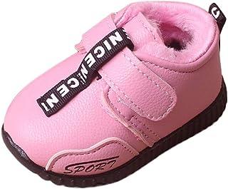 DAY8 Chaussures Fille Hiver Chaud Chaussure Enfant Garçon Cérémonie Sneakers Basket Bottine Fille Pas Cher Botte Bébé Fill...