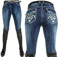 Pasadena Hose jeansblau