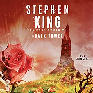 The Dark Tower audiobook cover art