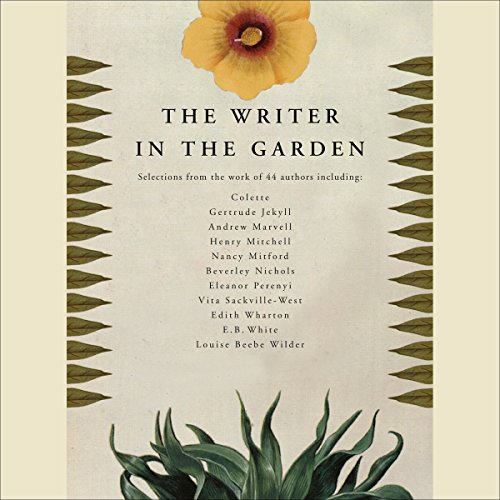 The Writer in the Garden cover art